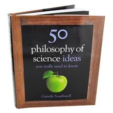 你不可不知的50个科学哲学知识