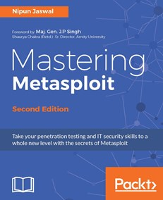 精通Metasploit渗透测试(第2版)