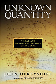 代数的历史:人类对未知量的不舍追踪(修订版)