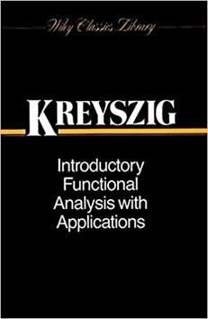 泛函分析导论及应用