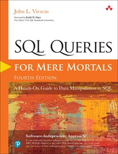SQL查询基础教程(第4版)