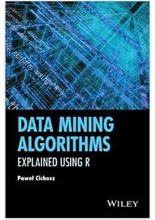 数据挖掘算法:R语言实现