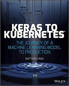 Python机器学习建模与部署:从Keras到Kubernetes