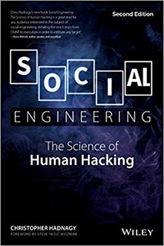 社会工程:安全体系中的人性漏洞(第2版)