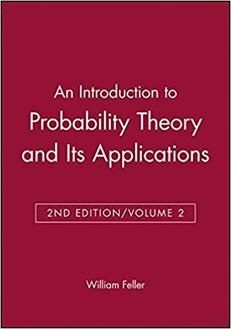 概率论及其应用(卷2·第2版)