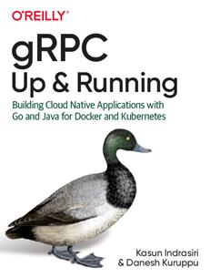 gRPC即学即用:Docker与Kubernetes实践