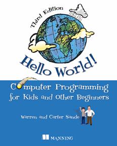 父与子的编程之旅:与小卡特一起学Python(第3版)