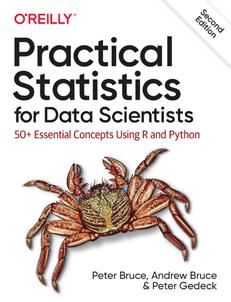 面向数据科学家的实用统计学(第2版)