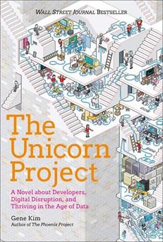 独角兽项目:数据时代的开发传奇
