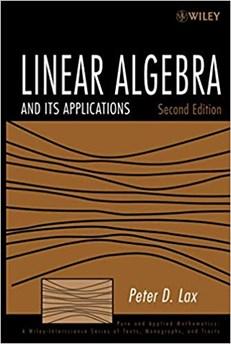 线性代数及其应用(第2版)