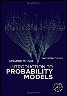 应用随机过程:概率模型导论(第12版)