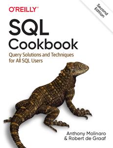 SQL经典实例(第2版)