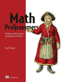 程序员数学:用Python学透线性代数和微积分