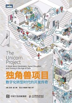 独角兽项目:数字化转型时代的开发传奇